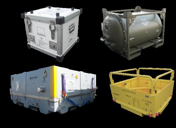 Les produits de Fleuret SAS : conteneurs techniques et MGSE